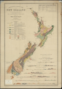 geological sketch map