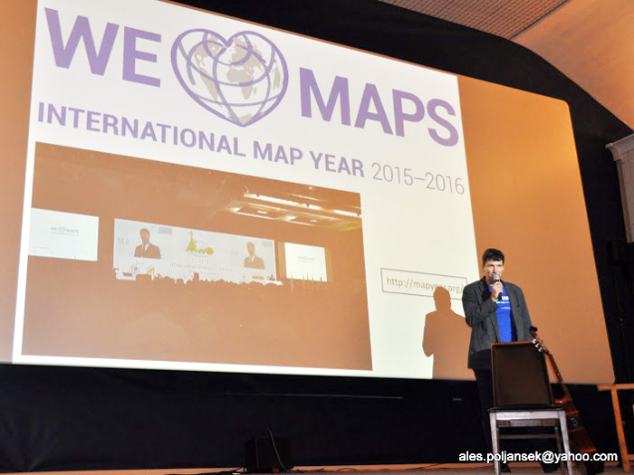 Dušan Petrovič announces IMY in Slovenia