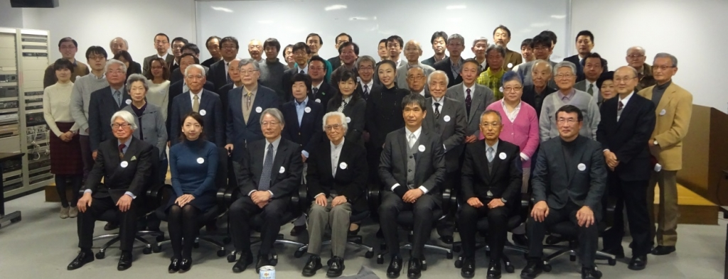 Group photo from General Assembly of JCA, February 2016