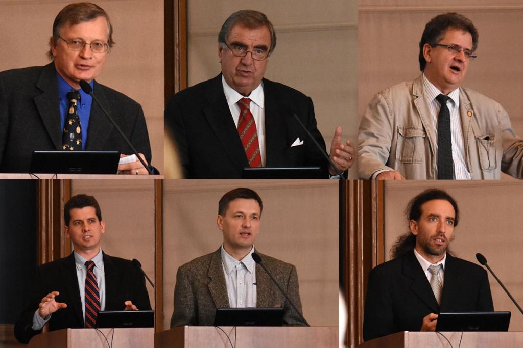 Other presenteers in the event: Gábor Gercsák (Chairman), István Klinghammer, Károly Kocsis, Zsombor Nemerkényi, Zsombor Bartos-Elekes and Mátyás Gede