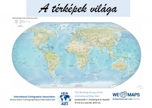 International map year a trkpek vilga the world of maps now also available in hungarian gumiabroncs Gallery